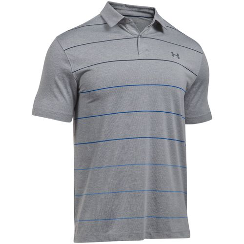 Under Armour™ Men's CoolSwitch Pivot Stripe Golf Shirt