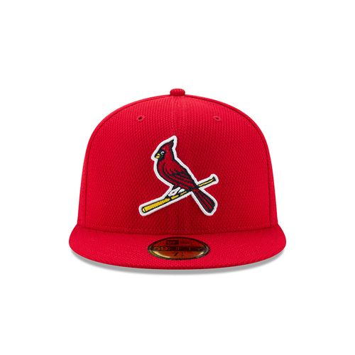 New Era Men's St. Louis Cardinals MLB 17 Diamond Era 59FIFTY Cap - view number 6