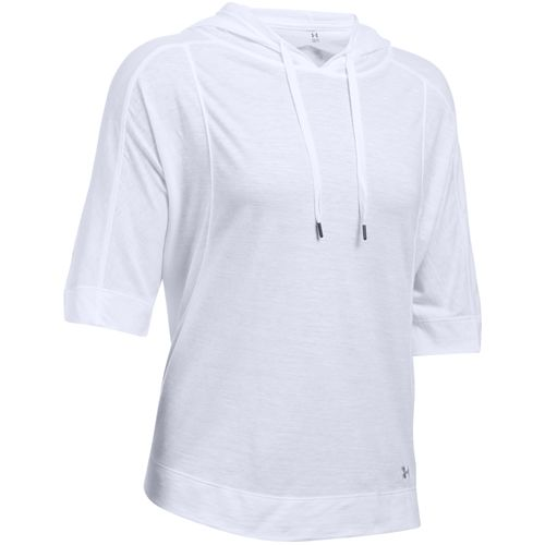 Under Armour Women's Favorite Mesh Oversize Hoodie