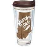 Tervis Indiana State Outline 24 oz Tumbler - view number 1