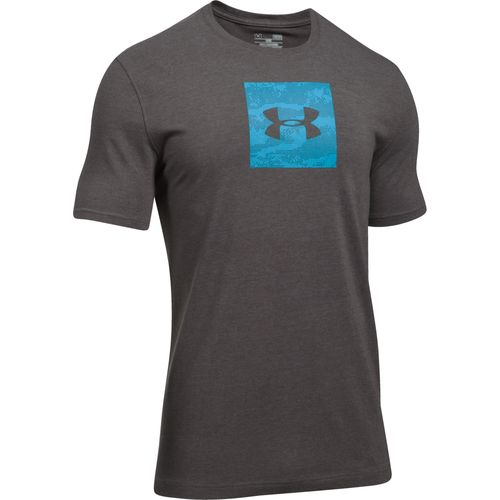 Under Armour Men's Camo Boxed Logo Short Sleeve T-shirt - view number 1
