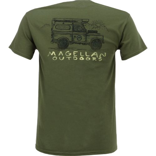 Magellan Outdoors Men's Off Rover T-shirt