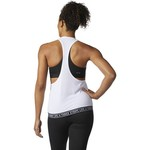 adidas Women's Three Stripe Life Tape Performer Tank Top - view number 2