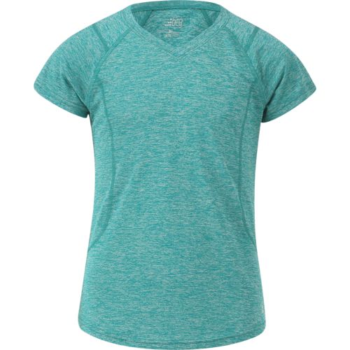 Display product reviews for BCG Girls' Heather Turbo Tech Training T-shirt