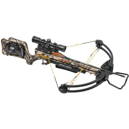 Wicked Ridge Ranger Crossbow Package