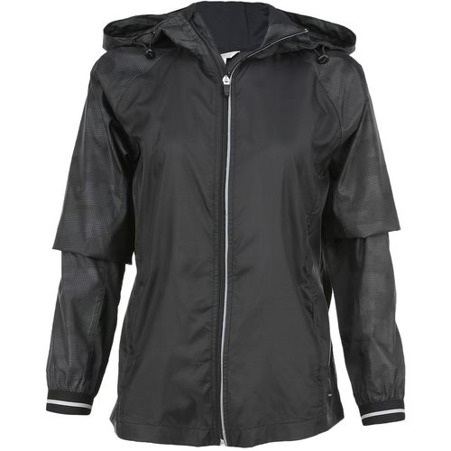 BCG Women's Reflective Running Jacket