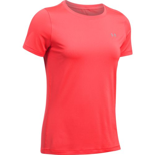 Display product reviews for Under Armour Women's HeatGear Armour Short Sleeve Shirt