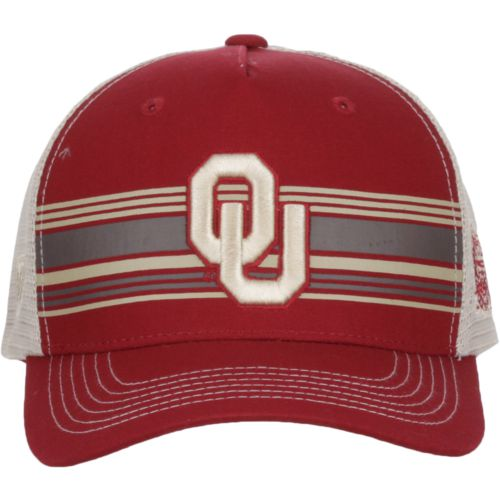 Top of the World Men's University of Oklahoma Sunrise Cap