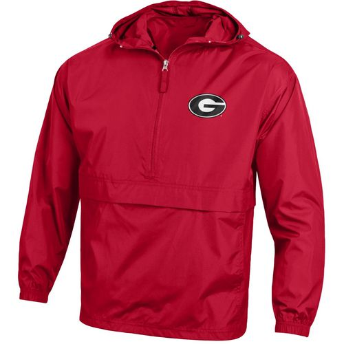 Champion Men's University of Georgia Packable Jacket