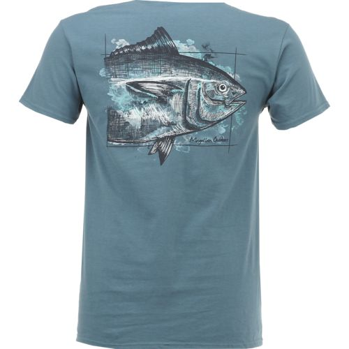 Magellan Outdoors Men's Water Drawn Tuna T-shirt