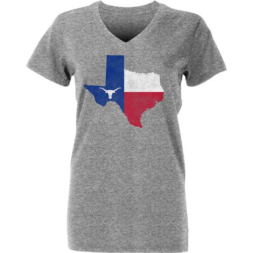 We Are Texas Women's University of Texas Flag State Short Sleeve T-shirt