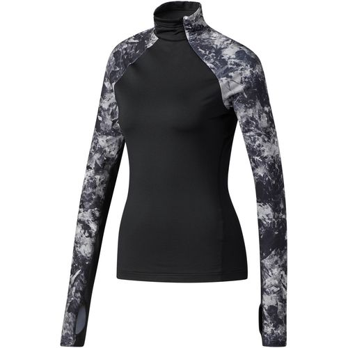adidas Women's Tech Fit Cold Weather Winter Camo Print Jacket