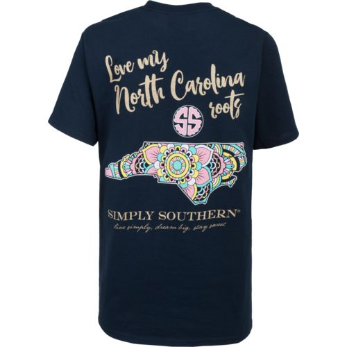 Simply Southern Women's North Carolina T-shirt - view number 1