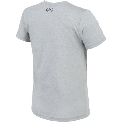 Under Armour Boys' Out of My Way Short Sleeve T-shirt - view number 2