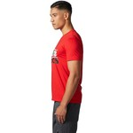 adidas Men's Badge of Sport Script Houston T-shirt - view number 6