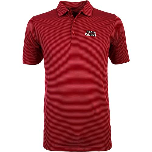 Antigua Men's University of Louisiana at Lafayette Quest Polo Shirt
