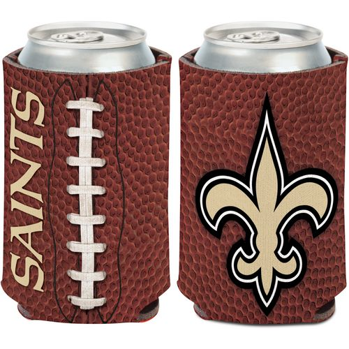 WinCraft New Orleans Saints 12 oz Football Can Cooler