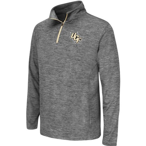 Colosseum Athletics Youth University of Central Florida Action Pass 1/4 Zip Wind Shirt