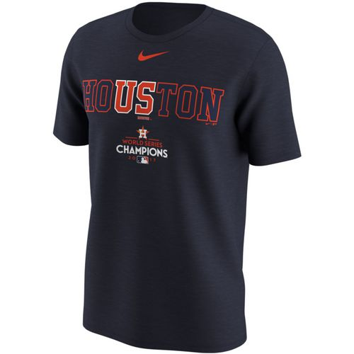 Nike Men's Astros HoUSton World Series T-Shirt
