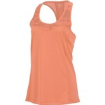 BCG Women's Athletic Run Reflective Pieced Racer Tank Top - view number 3