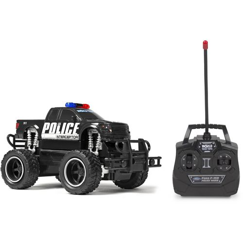 World Tech Toys Ford F-150 Police RTR Electric RC Monster Truck - view number 3