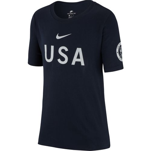 Nike Boys' Sportswear USOC USA T-shirt - view number 3
