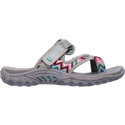 Display product reviews for SKECHERS Women's Reggae - Zig Swag Sandals