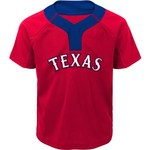 MLB Boys' Texas Rangers Ground Rules Top and Short Set - view number 2