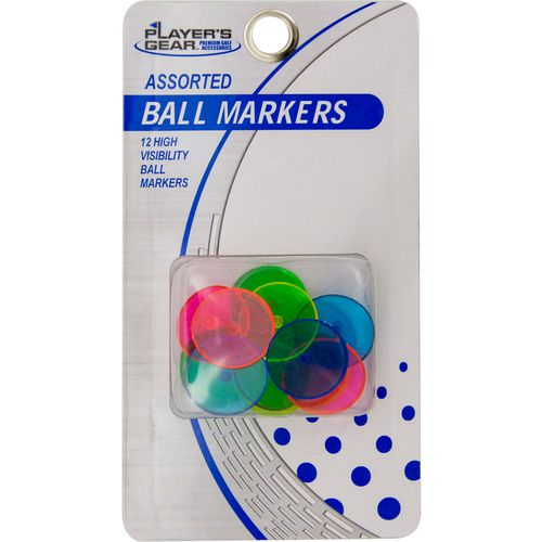 Players Gear Golf Ball Spotters 12-Pack