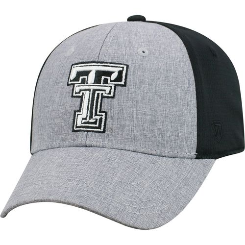 Top of the World Adults' Texas Tech University 2-Tone Fabooia Cap