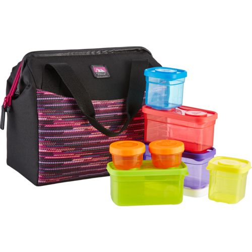 Arctic Zone 16-Piece Portion Control Lunch Bag