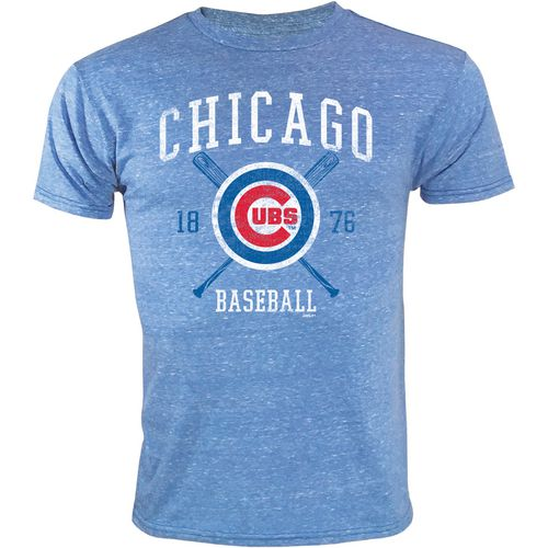 Stitches Boys' Chicago Cubs T-shirt
