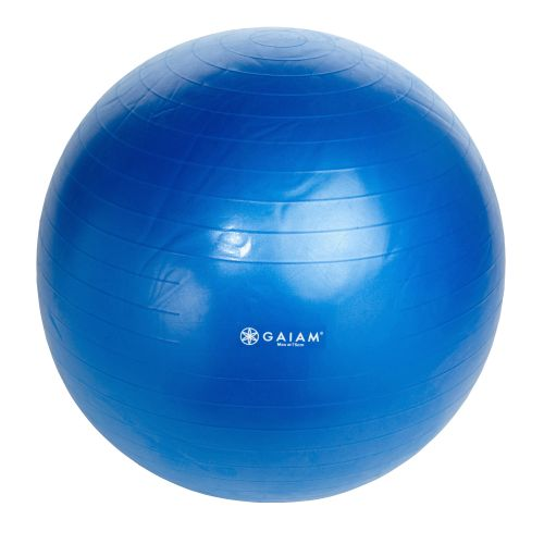 Display product reviews for Gaiam Eco Total Body 75 cm Balance Ball Kit
