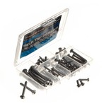 Marine Raider 68-Piece Stainless-Steel Pan-Head Screw Kit