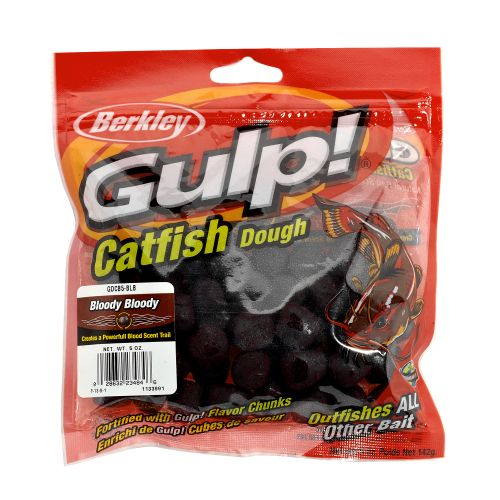 Berkley® GULP!® Bloody Blood Catfish Dough - view number 1