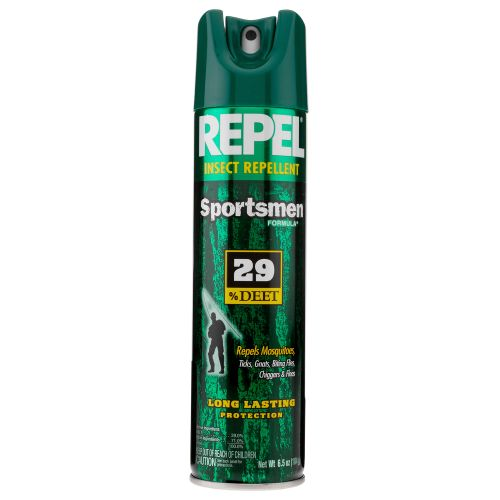 Image for Repel Sportsmen Formula 29% DEET Insect Repellent from Academy