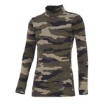 BCG™ Boys' Basic Compression Cold Weather Mock Neck Shirt