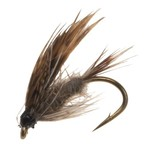 "Superfly™ March Brown 1/2"" Wet Flies 2-Pack"