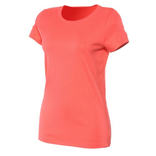 Magellan Sportswear® Women's Solid Interlock Crew Neck T-shirt