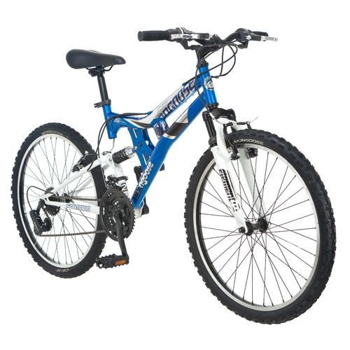 Mongoose  Boys  Exlipse 24  Mountain Bicycle