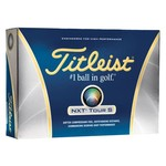 Titleist NXT Tour S Golf Balls 12-Pack