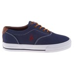 U.S. Polo Boys' Skip In Canvas Athletic Lifestyle Shoes