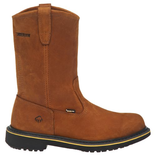 "Wolverine Men's 10"" Foster Wellington Work Boots"