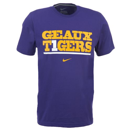 Nike Men's Louisiana State University My School's Local T-shirt