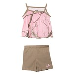 Lil' Magellan Infant Girls' Cami and Short Set