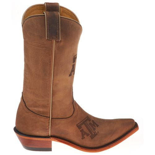 Nocona Women's Texas A&M University Branded Western Boots
