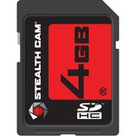Stealth Cam 4 GB SD Card
