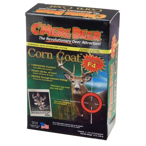 Display product reviews for C'Mere Deer® Corn Coat