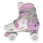 Ozone 500® Girls' Lite Mite II Expandable Quad Skate Set