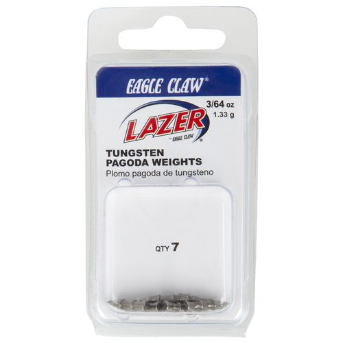 Lazer Sharp Pagoda Nail Weights - view number 1